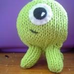 Timothy Googly Alien