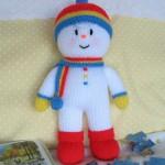 Toybox Snowman