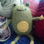 Mr. Verde Frog