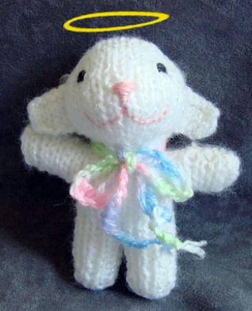 Pendleton Baby Blankets: Buttermint Lamb Blankie