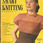3 Way Vintage Sweater Pattern, 1947
