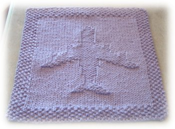 Log Cabin Washcloths - the purl bee - Knitting Crochet Sewing