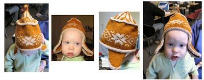 Top Down Chullo - AllFreeKnitting.com - Free Knitting Patterns