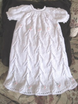 How to Crochet a Victorian Christening Gown | eHow.com