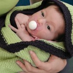 High Tide Baby Blanket