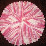 Picot Swirl Cloth