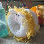 Lion Snuggly Bottle Warmer