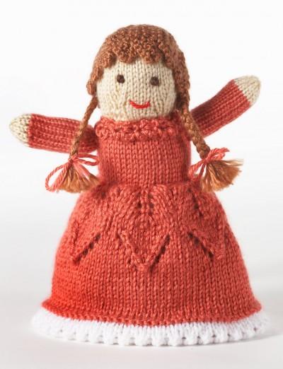 Topsy Turvey Doll Knitting Bee