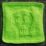 Skully Dishcloth