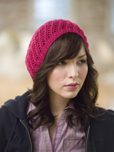 All Day Beret Knitting Bee