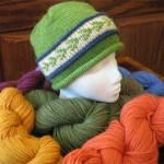 Amber Hat