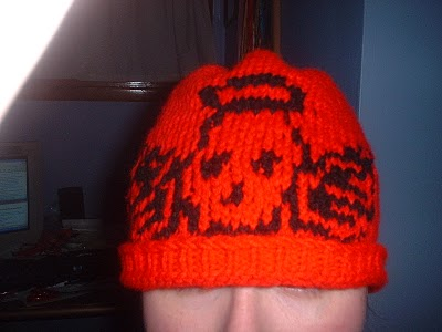 Find the free knitting hat pattern here  link b3aeb9ac1ffe