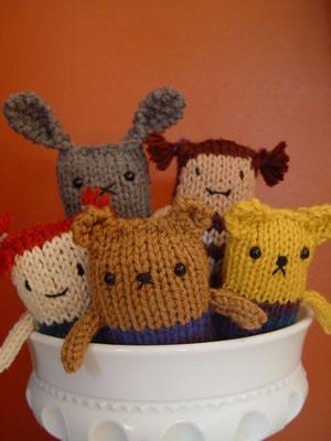 Knitting Patterns Animals : KNITTING PATTERN BABY WITH ANIMALS 1000 Free Patterns