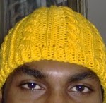 Cables Hat Pattern