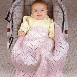 Baby's Car Seat Blanket