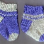 Newborn Sock Pattern