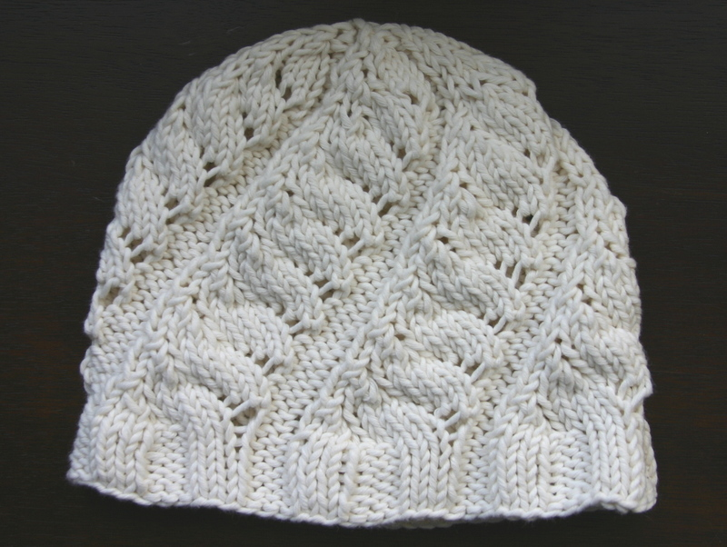 Hat Knitting Patterns : Free Knitting Patterns: Hats - Learn How to Knit KnittingHelp.com