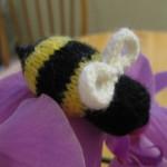 Bzzzzzzz A Knit Bumble Bee!