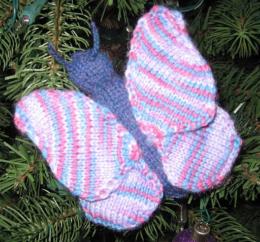 Metamorphosis part II - Butterfly Knitting Pattern