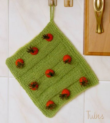 KNITTED POT HOLDER PATTERNS 1000 Free Patterns