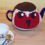 Christmas Robin Tea Cosy