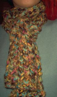 Free Knitting Pattern Scarf Hat Attached : FREE KNITTING PATTERN SCARF HAT ATTACHED   KNITTING PATTERN