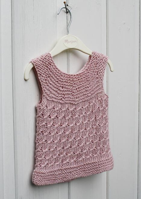 Free Crochet Pattern On Baby Vest - Crochet and Knitting ...
