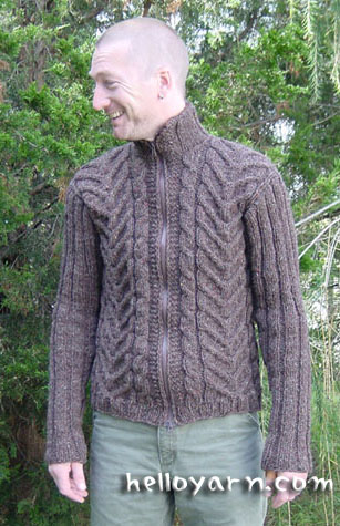 Free Aran Knitting Patterns | Patterns Gallery
