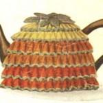 Daffodil Stitch Tea Cosy