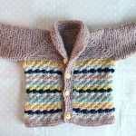 Lazy Daisy Baby Jacket