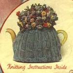 Cabled Tea Cosy