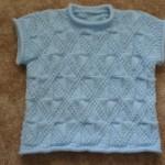 Diamond Pinwheel Vest