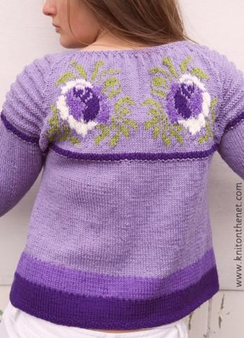 Free Intarsia Patterns ⋆ Knitting Bee 3 Free Knitting