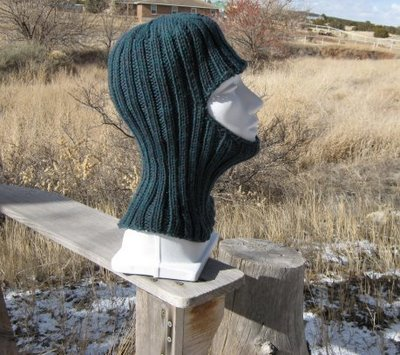 Free Crochet Pattern - Ski Mask from the Hats Free Crochet