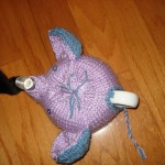 Elephant Tea Cozy Pattern