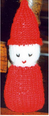 Free Fashion Doll Elf Hat Crochet Pattern - Orble