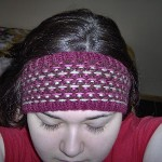 Fancy Colors Headband Pattern