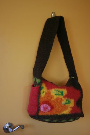 Knit an Aran laptop cover - Canadian Living