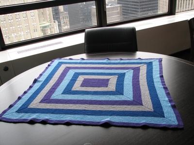Finnias Baby Blanket