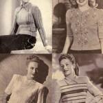 Wonderful Vintage Sweaters