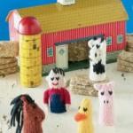 Barnyard Finger Puppets