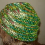 Seed Stitch Alpaca Hat