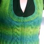 Green Day Vest