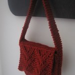 Horseshoe Lace Purse
