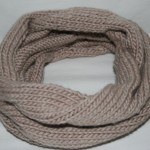 Burberry  Inspired Cowl Neck Scarf