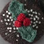 Knitted Holly