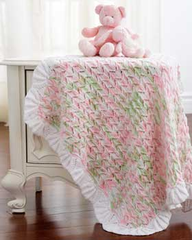 Free Baby Blanket Knit Patterns - Free Pattern Cross Stitch