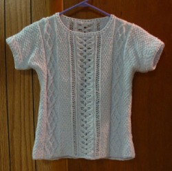 Lacy Summer Top