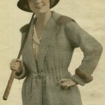 Ladies' Sweater, 1918