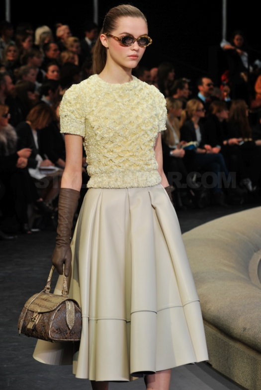 Paris Fashion Week Fall 2010 Knits Louis Vuitton